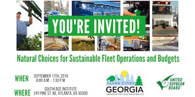 Natural Choices for Sustainable Fleet Operations and Budgets