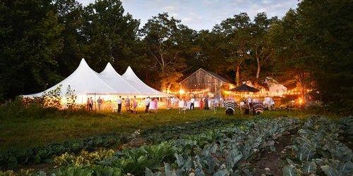 Come On Up to the Farm! Farm-to-Table Dinner in Gray, ME