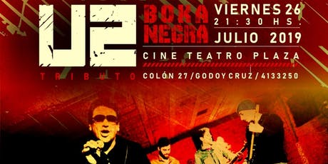 BOKANEGRA Tributo a U2 entradas