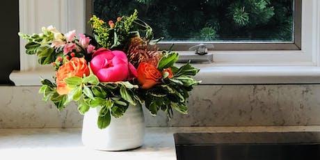 Summer Floral Workshop tickets