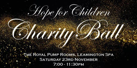 Hope for Children Charity Ball & Silent Auction tickets