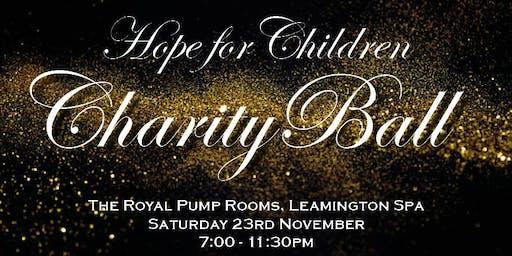 Hope for Children Charity Ball & Silent Auction