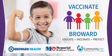 VACCINATE BROWARD tickets