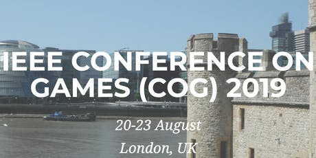 IEEE Conference on Games (CoG) 2019 - Industry Day tickets