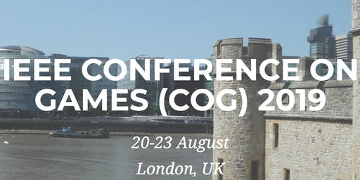 IEEE Conference on Games (CoG) 2019 - Industry Day
