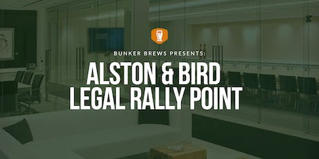 Bunker Brews Los Angeles: Alston & Bird Legal Rally Point tickets