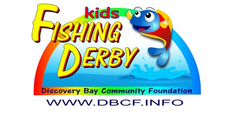 Kids Fishing Derby - Discovery Bay tickets