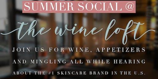 Summer Social @ The Wine Loft