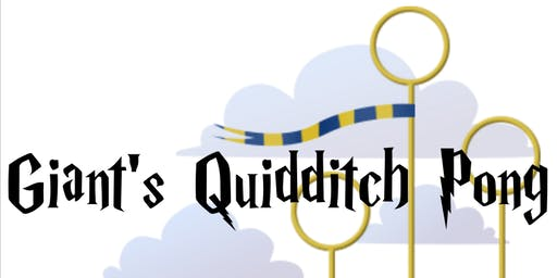 Giant's Quidditch Pong Tournament