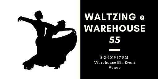 Dance Workshop : Waltzing at Warehouse 55