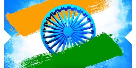 India Independence - Bollywood Blast Jai Ho! Party tickets