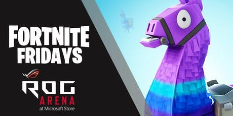 Fortnite Friday: Squads Tournament tickets