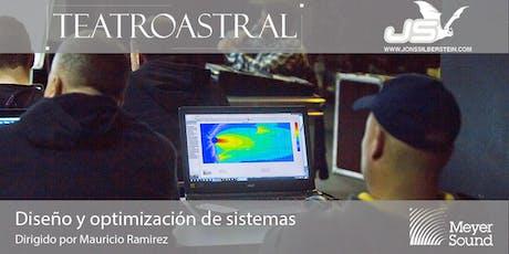 Diseño y optimización de sistemas | Buenos Aires 2019 entradas