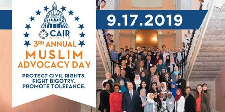 CAIR-Ohio 3rd Annual Muslim Advocacy Day tickets