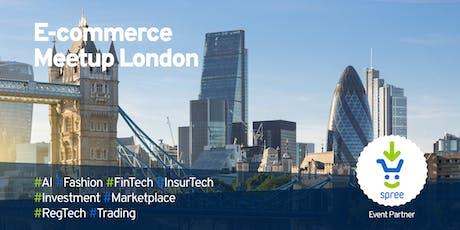E-commerce Meetup London tickets