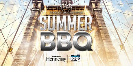 Angie Martinez Summer BBQ presented by Hennessy tickets