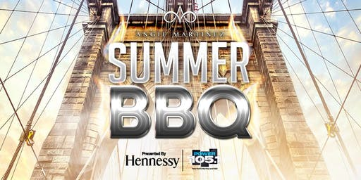 Angie Martinez Summer BBQ presented by Hennessy