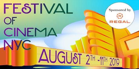 Festival of Cinema NYC Block 25 tickets