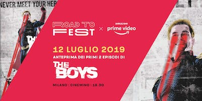 Road to FeST -  The Boys
