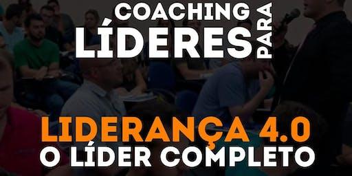 LIDERANÇA 4.0 - O Líder Completo