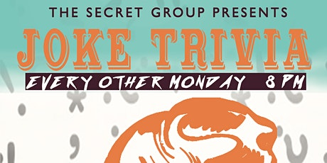 Joke Trivia: You Don't Have To Be Right, Just Funny! tickets