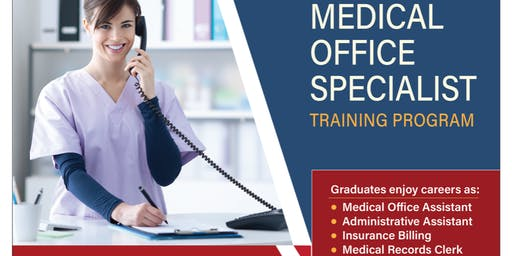 Register- Medical Office Specialist