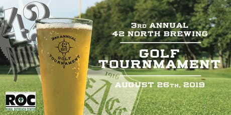 3rd Annual 42 North Golf Tournament tickets