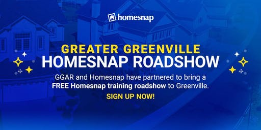 GGAR Homesnap Roadshow