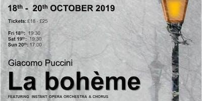 Instant Opera - La bohème