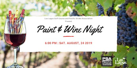 PAINT & WINE NIGHT tickets