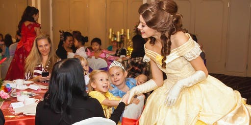 Enchanted Princess High Tea - September - Session 1