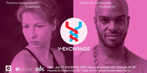 Y-Exchange co-presented by Kinetech Arts, ODC and Djerassi