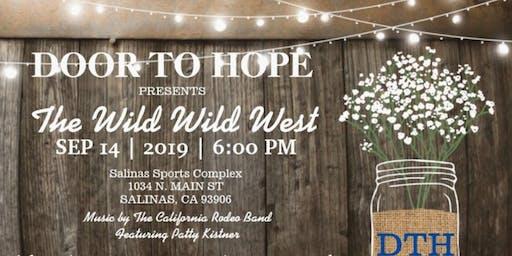 The Wild Wild West BBQ Fundraiser