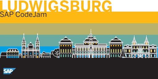 SAP CodeJam Ludwigsburg