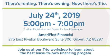 Lease-To-Own Buyer Workshop tickets