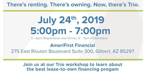 Lease-To-Own Buyer Workshop