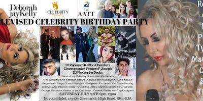 Deborah Jay Kelly's Televised Celebrity Birthday Bash