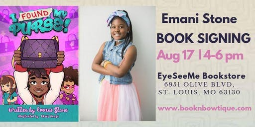 Book Signing with Emani Stone