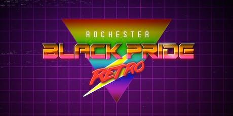 Rochester Black Pride Festival 2019 - Vendor Registration tickets