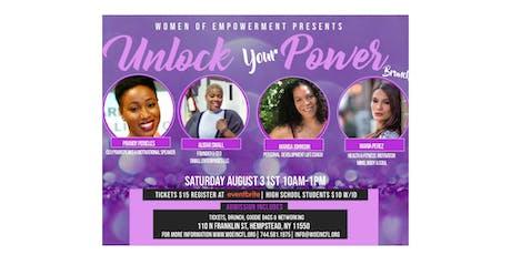 Unlock Your Power Women Empowerment Brunch tickets