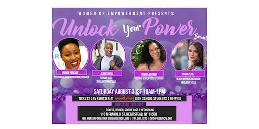 Unlock Your Power Women Empowerment Brunch