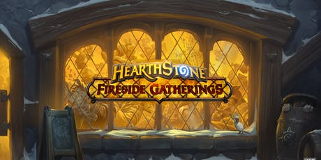 Hearthstone Fireside Gathering tickets