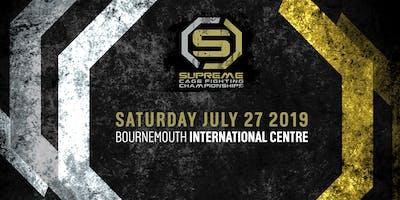 Supreme Cage Fighting Championship - (Showtime MMA 12)