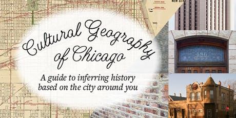 Cultural Geography Exploration: Edgewater tickets