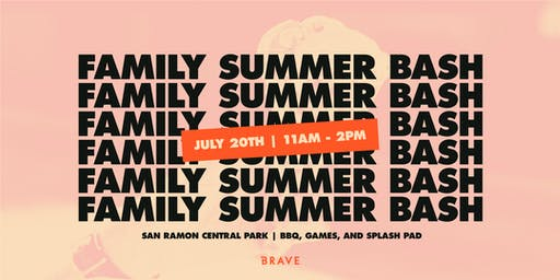 Family Summer Bash