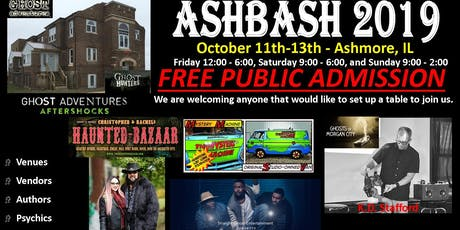 Ashbash 2019 tickets