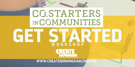 CIC Get Started Workshop tickets