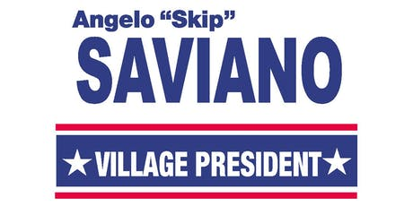 Skip Saviano's Annual Event Reception Honoring Elmwood Park Officials tickets