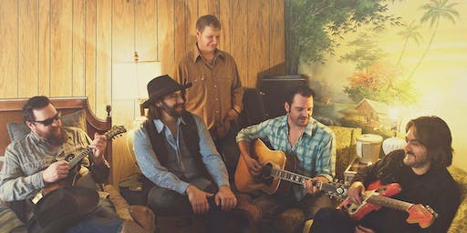 Reckless Kelly with The Coffis Brothers