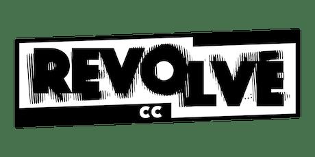 Revolve CC tickets